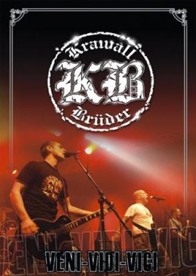 KRAWALLBRÜDER Veni-Vidi-Vici 2DVD 2008