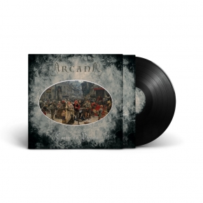 ARCANA Cantar de Procella re-mastered LP VINYL 2019 LTD.300