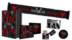 HANGAR X Fahr zur Hölle LIMITED 2CD BOXSET 2019