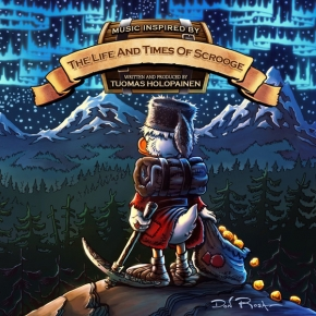 Tuomas Holopainen (Nightwish) The Life And Times Of Scrooge CD 2014