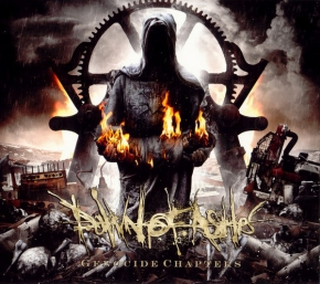 DAWN OF ASHES Genocide Chapters CD Digipack 2010