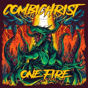 COMBICHRIST One Fire (Deluxe Edition) 2CD Digipack 2019