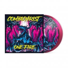 COMBICHRIST One Fire (Alien Edition) LIMITED 2LP PINK PICTURE VINYL 2019 (VÖ 07.06)