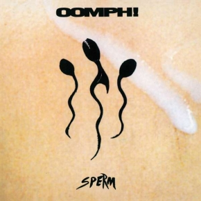 OOMPH! Sperm (Re-Release) LIMITED 2LP VINYL 2019
