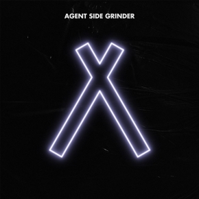 AGENT SIDE GRINDER A/X LP VINYL 2019 LTD.500