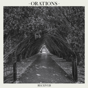 ORATIONS Receiver CD Digipack 2019