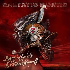 SALTATIO MORTIS Brot und Spiele - Klassik & Krawall LIMITED 2CD Digipack 2019