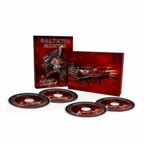 SALTATIO MORTIS Brot und Spiele - Klassik & Krawall LIMITED DELUXE 4CD 2019