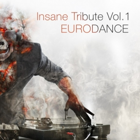 Insane Tribute Vol.1 EURODANCE CD Digipack 2018 LTD.150 Psyborg Corp. C-LEKKTOR
