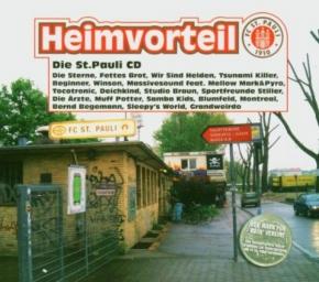 Pro Bestellung kann nur ein Gratisartikel eingelöst werden! Heimvorteil - Die St. Pauli CD Digipack 2004 Tocotronic DIE ÄRZTE Deichkind