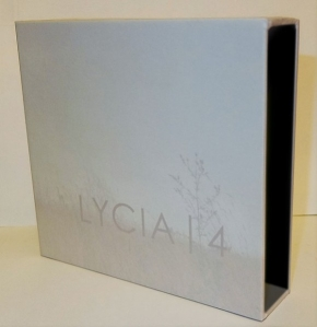 LYCIA | 4 LIMITED 4CD BOX 2019 (VÖ 14.06)