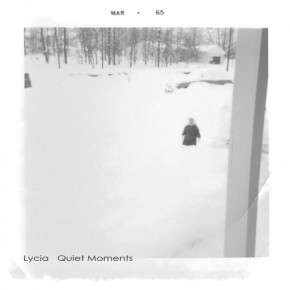 LYCIA Quiet Moments CD Digipack 2019 LTD.1000