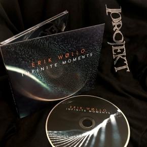 ERIK WOLLO Infinite Moments CD Digipack 2018