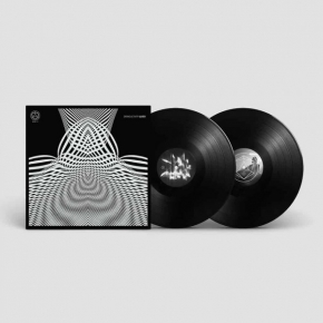 ULVER Drone Activity 2LP BLACK VINYL 2019 LTD.1250