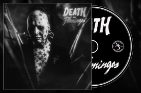 SOPOR AETERNUS Death and Flamingos LIMITED CD im Hardcover-Buch 2019