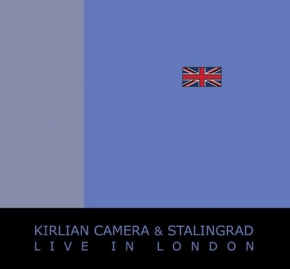 KIRLIAN CAMERA & STALINGRAD Live in London CD Digipack 2003 LTD.1001