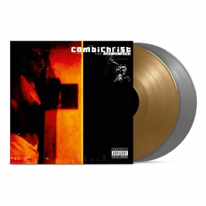 COMBICHRIST The Joy Of Gunz LIMITED 2LP COLOURED VINYL 2019