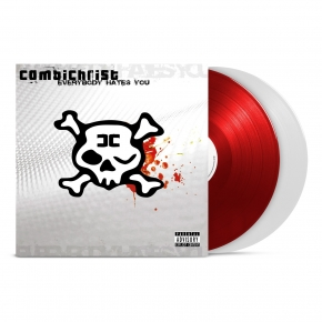 COMBICHRIST Everybody Hates You LIMITED 2LP COLOURED VINYL 2019