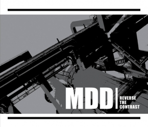 MDD Reverse the Contrast CD Digipack 2018 HANDS