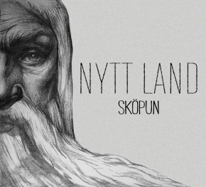 NYTT LAND Sköpun (Songs from Elder Edda) CD Digipack 2019 LTD.500