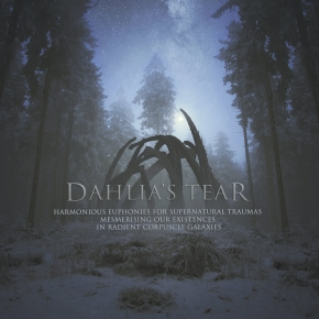 DAHLIA'S TEAR Harmonious Euphonies for Supernatural Traumas Mesmerising CD Digipack 2019
