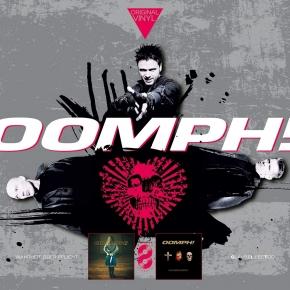 OOMPH! Original Vinyl Classics: Wahrheit Oder Pflicht + GlaubeLiebeTod 2LP VINYL