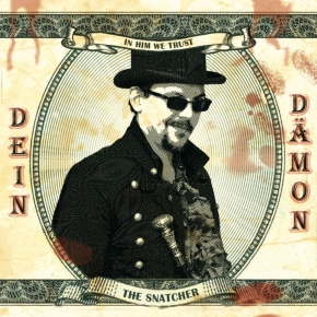 THE SNATCHER Dein Dämon CD 2019 (VÖ 26.04)