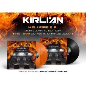 KIRLIAN CAMERA Hellfire 12