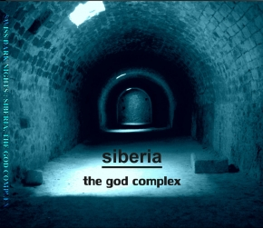 SIBERIA The God Complex CD Digipack 2019