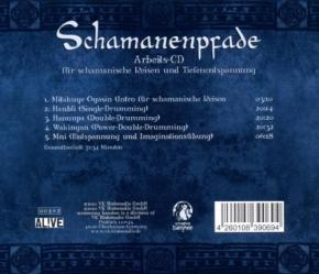 RÜDIGER MAUL (FAUN) Schamanenpfade - Arbeits CD für schamanische Reisen CD 2010
