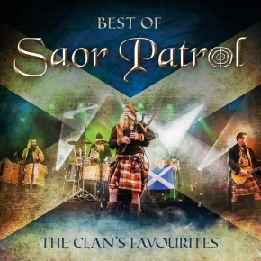 SAOR PATROL Best Of Saor Patrol: The Clan's Favourites 2CD 2019