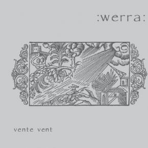 :WERRA: Vente Vent LP WHITE VINYL 2019 LTD.200