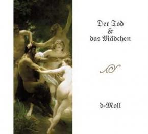 DER TOD UND DAS MÄDCHEN D-Moll CD Digipack 2012 LTD.300