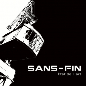 SANS-FIN Etat de l'Art CD Digipack 2019 HANDS