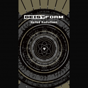 GEISTFORM United Radiations 2CD Digipack 2019 HANDS