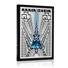 RAMMSTEIN Paris (Special Edition) DVD+2CD 2017