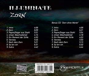 ILLUMINATE Zorn 2CD 2019