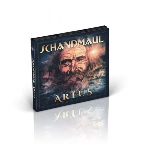 SCHANDMAUL Artus (Special Edition) LIMITED 2CD Digipack 2019