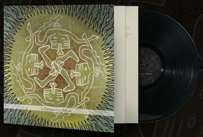 SOL INVICTUS Lex Talionis LP BLACK VINYL 2019 LTD.300