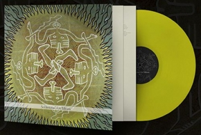 SOL INVICTUS Lex Talionis LP YELLOW VINYL 2019 LTD.200