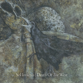 SOL INVICTUS Death of the West CD Digipack 2019