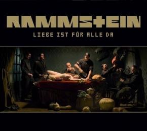 RAMMSTEIN Liebe Ist für Alle Da CD Digipack 2009