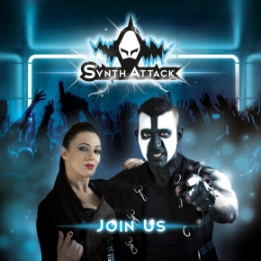 SYNTHATTACK Join Us LIMITED CD Digipack 2019