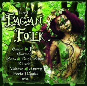 Best of Pagan Folk CD 2010 Omnia FAUN Dunkelschön