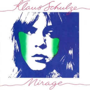 KLAUS SCHULZE Mirage (remastered 2017) LP VINYL 2017