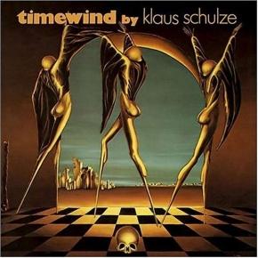 KLAUS SCHULZE Timewind (remastered 2017) LP VINYL 2017