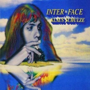 KLAUS SCHULZE Inter*Face (remastered 2017) LP VINYL 2017