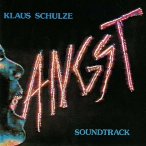 KLAUS SCHULZE Angst Soundtrack (remastered 2017) LP VINYL 2017