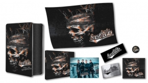 LOCAL BASTARDS Krone Der Schöpfung CD BOXSET 2019 LTD.350