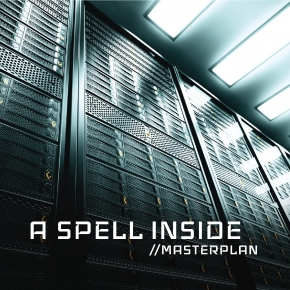 A SPELL INSIDE Masterplan LIMITED CD Digipack 2019